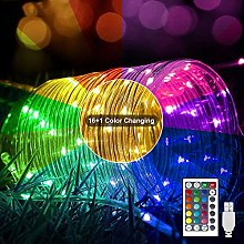 10M Rope Lights RGB Outdoor Tube Light 16 Colors