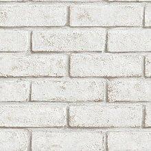10m x 52cm Brick Wallpaper Roll East Urban Home