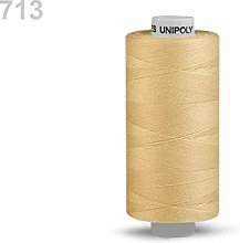 10pc Bamboo Mid Polyester Threads 500m Unipoly,