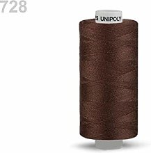 10pc Carafe Polyester Threads 500m Unipoly,