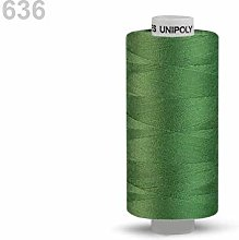 10pc Fluorite Green Polyester Threads 500m
