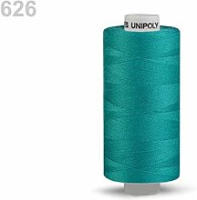 10pc Leprechaun Polyester Threads 500m Unipoly,