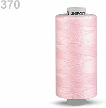 10pc Pearl Polyester Threads 500m Unipoly, Sewing,