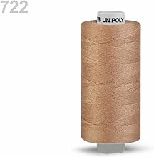 10pc Sandstorm Polyester Threads 500m Unipoly,