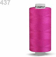 10pc Violetpink Refl. Polyester Threads 500m