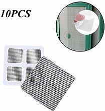 10pc Window and Door Screen Repair Patch kit,