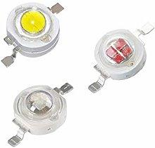 10pcs 1W 3W 5W High Power LED Chip Lamp Bulbs SMD