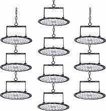 10pcs 200W UFO LED Lights LED Spotlight 21200lm