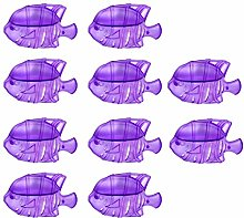 10pcs Aquarium Accessories Fish Tank Filter