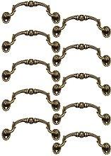 10pcs Cabinet Knobs Drawer Pull Dresser Handles