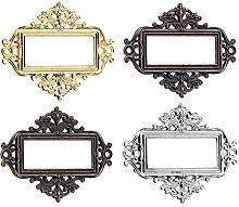 10pcs Furniture Cabinet Drawer Box Case Bin Label