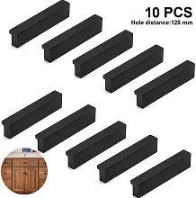 10pcs Furniture Handles Door Handles Kitchen Bar