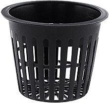 10pcs Mesh Pot Net Cup Basket Hydroponic Aeroponic