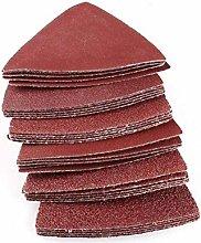 10pcs Set Abrasive Pads Sanding Disc Woodwork Tool