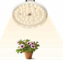 10W E27 LED Grow Light, 40 LEDs Full Spectrum