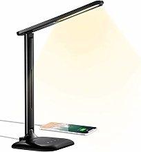 10W LED Lamp Having A Lamp USB Charging Port, Five