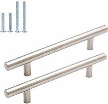 10X goldenwarm Cabinet Pulls Stainless Steel