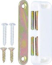 10x Magnetic Door Catches | Heavy Duty 65mm