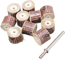 10X Wheel Sanding Polishing Drill Press Dremel