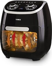 11 L Tower Manual Air Fryer Oven Tower