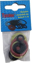 11 Pcs/Pack Plumbing Bathroom Taps Gaskets And