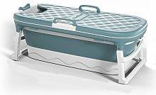 115 * 62 * 52cm Folding Bath Tub Barrel Sauna For