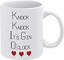 11oz Ceramic Mug - Nice Motivational Sayings,