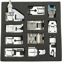 11Pc Presser Foot Presser Household Sewing Machine