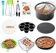 11pcs Air Fryer Accessories Compatible for Gowise