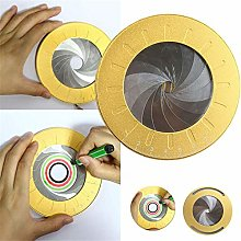 12.5cm Creative Flexible Circle Drawing Tool