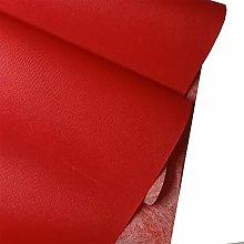 12 cols Saffiano Textured Faux Leather PVC Grained