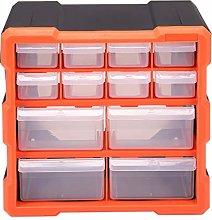 12 Drawer Storage Cabinet Drawer Organiser for
