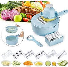 12 in 1 Multifunction Vegetable Slicer with 4
