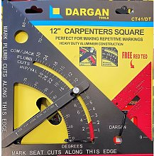 12 Inch 300mm Carpenters Speed Roofers Square
