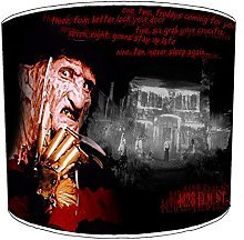 12 Inch Ceiling nightmare on elm street lampshades8
