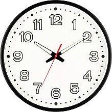 12 Inch Modern Night Light Wall Clock, Silent