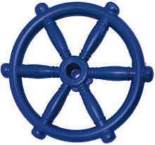 12 Inch Steering Wheel Pirate Game Accessory