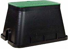 12 inch valve box, valve box, hydrant shaft (12