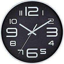 12 Inches (30 cm) Non-ticking Modern Wall Clock