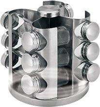 12-Jar Free-Standing Spice Rack Renberg