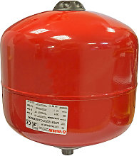 12 Litre Extra Heating Expansion Vessel Red