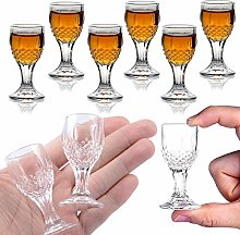 12 ml 0.4ounce Small Mini Shot Glasses set of 6