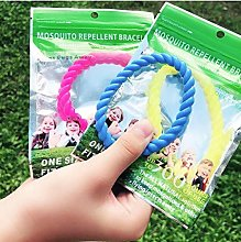 12 Pack Mosquito Repellent Bracelet,100% Natural