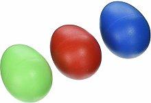 12 Pcs Egg Shaker Maracas Egg Plastic Egg Shake