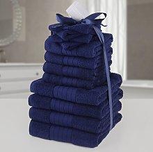 12 Piece Mallory Towel Set Wayfair Basics Colour: