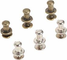 12 Pieces Mini Door Pull knob Jewelry Box Chest