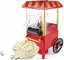 1200 W Hot Air Popcorn Maker, Global Carnival