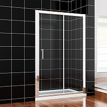 1200 x 700 mm Modern Sliding Shower Cubicle Door