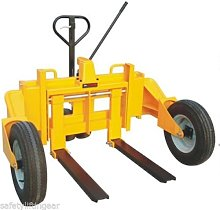 1200kg All Terrain Off Road Hand Pump Push Pallet