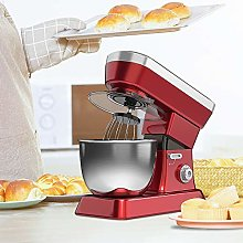 1200W Electric Food Stand Mixer Blender Red for